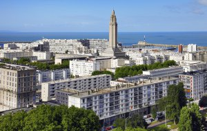 Pleaces in Le Havre